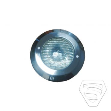 Lampa Euro White-Steel Edition 12V